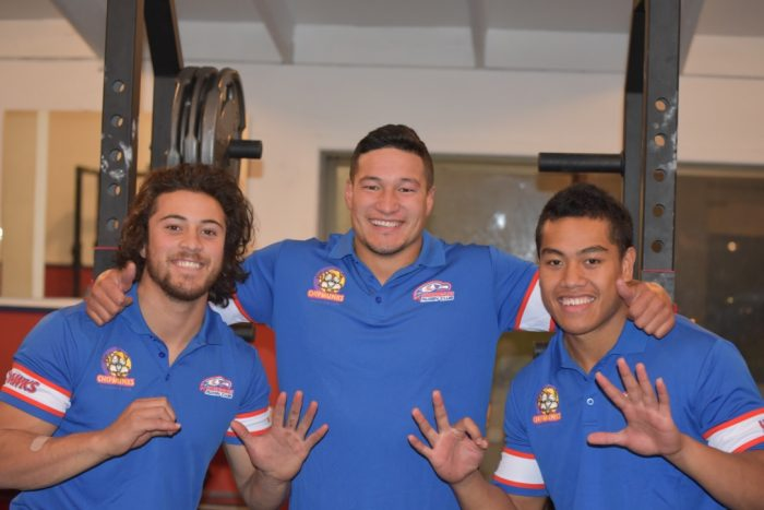 Three Proud Hawks Players upcoming fiftieth game