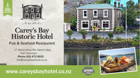 Carey's Bay Historic Hotel