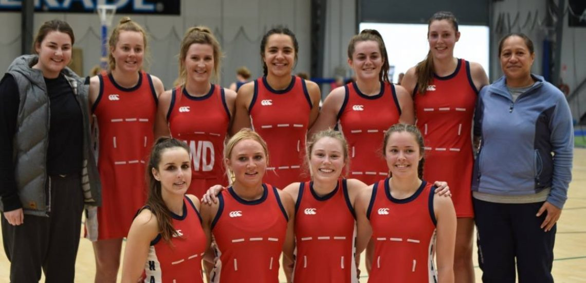 New Harbour Netball Team mentioned in the ODT - Harbour