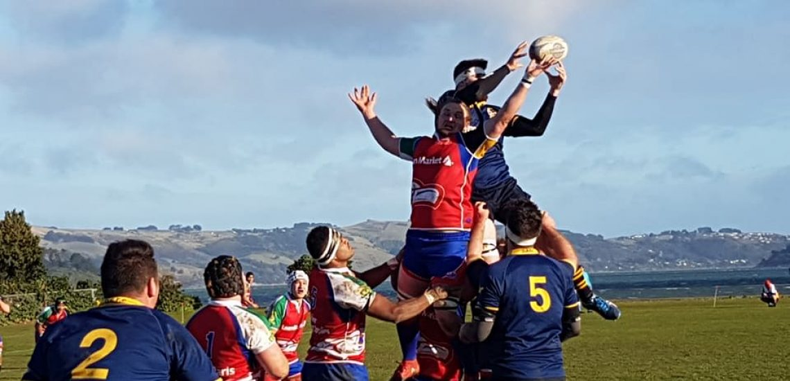Harbour Rugby Club 32-0 win over Dunedin